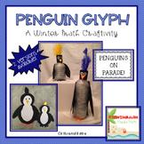 Penguin Glyph-A Winter Math Craftivity