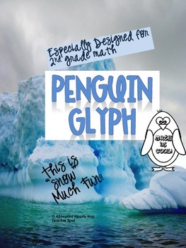 Penguin  Glyph {January Math Glyph}