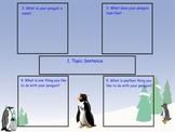 Penguin Graphic Organizer