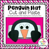 Penguin Hat Cut and Paste