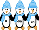 Penguin: High Frequency Words Literacy Center