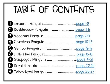 All About Penguins Slideshow