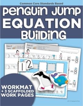 Penguin Jump Equation Building