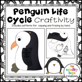 Penguin Life Cycle Craftivity