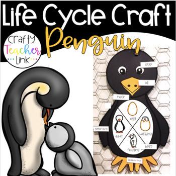 Penguin Life Cycle Craftivity