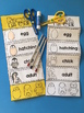 Penguin Life Cycle Sequencing Craft