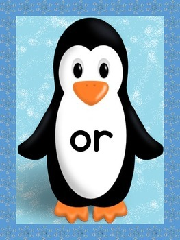Penguin List 2 From  Fry First 100 Sight Word Posters and Flashcards