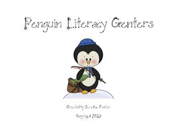 Penguin Literacy Centers