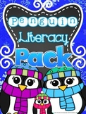 Penguin Literacy Pack & Craftivity Project