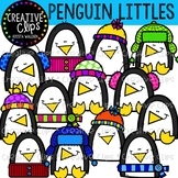 Penguin Littles: Penguin Clipart {Creative Clips Clipart}