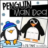 Penguin Main Idea Activities