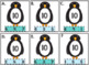 Penguin March Math Activities