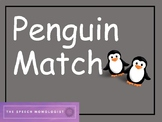 Penguin Match: A Memory Game for Speech Therapy