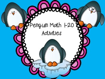 Penguin Math Games 1-20