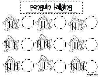 Penguin Math Unit