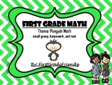 Penguin Math for Firsties