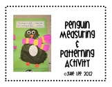 Penguin Measuring and Patterning Activity