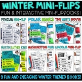 Winter Themed Mini-Flips
