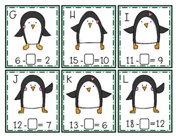 Penguin Missing Addend