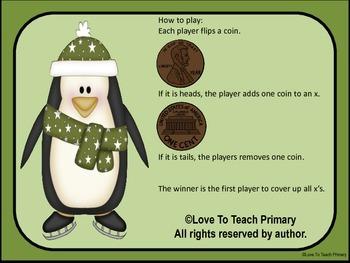 Penguin Money Math