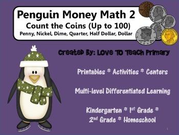 Penguin Money Math 2