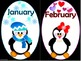 Penguin Months (large)