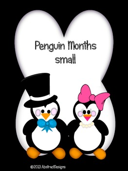 Penguin Months (small)
