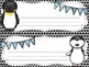 Penguin Name Tags