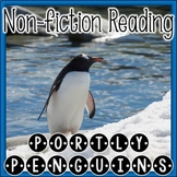 Nonfiction Reading Passage | Penguin | Reading Strategies & Comprehension