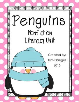 Penguin Nonfiction Literacy Unit