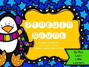 Penguin Nouns Center