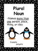 Singular and Plural Nouns {Penguin Nouns}
