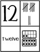 Penguin Number Fluency Puzzle Cards | English | 11-20