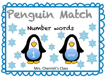 Penguin Number Match