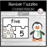 Penguin Number Puzzles (1-10)