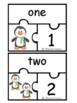 Penguin Number Puzzles (1-10)