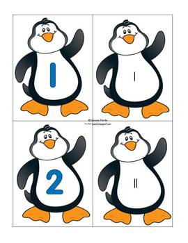 Penguin Number and Tally Memory