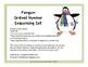 Penguin Ordinal Number Sequencing Set