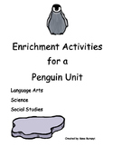 Penguin Poetry, Writing, Maps, Activites and Games