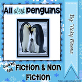 Penguin Pack { Covering Fiction and Non Fiction } CCSS
