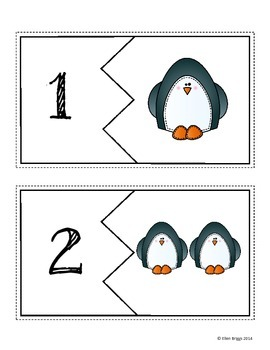 Penguin Pair Up