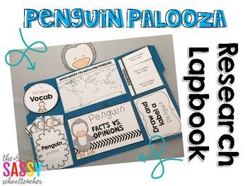 Penguin Palooza A Research Project