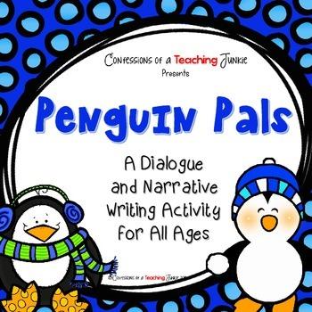 Narrative Writing Activities & Worksheets | Teachers Pay Teachers