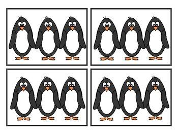 Penguin Pals, CVC Words