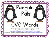 Penguin Pals CVC Words