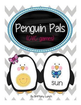 Penguin Pals (CVC games)