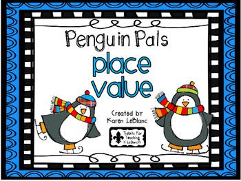 Penguin Pals PLACE VALUE