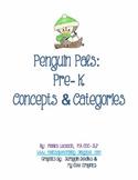 Penguin Pals: Pre-K Concepts & Categories