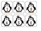 Number Order With Penguins