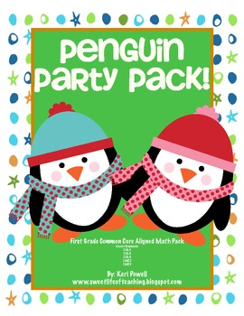 Penguin Party Pack